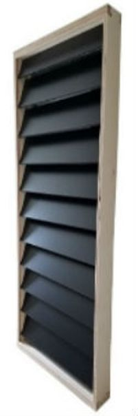 Solar Air Heater Shutters (pair)