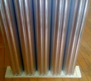 Solar Air Heater 32.5 Inch Profile